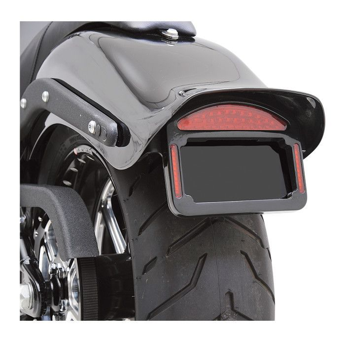 Cycle Visions Eliminator Taillight For Harley 10 36