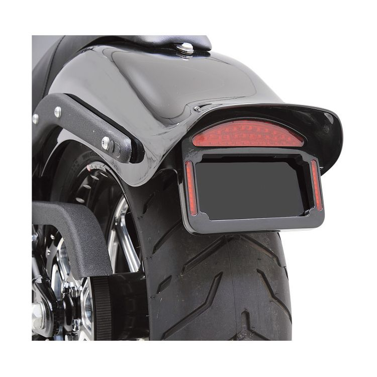 Cycle Visions Eliminator Taillight For Harley 10 66