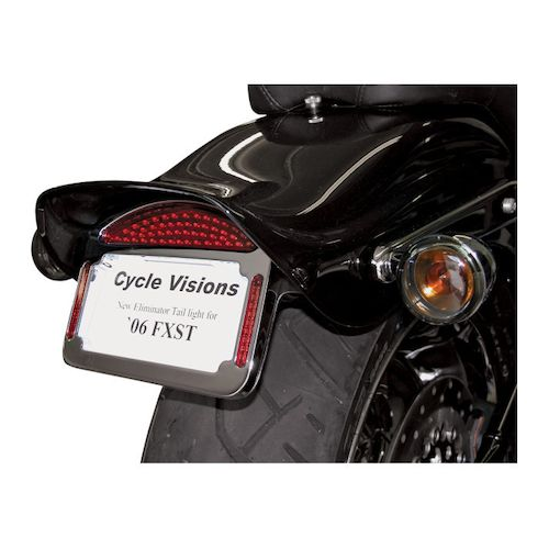 Cycle Visions Eliminator Taillight For Harley Revzilla