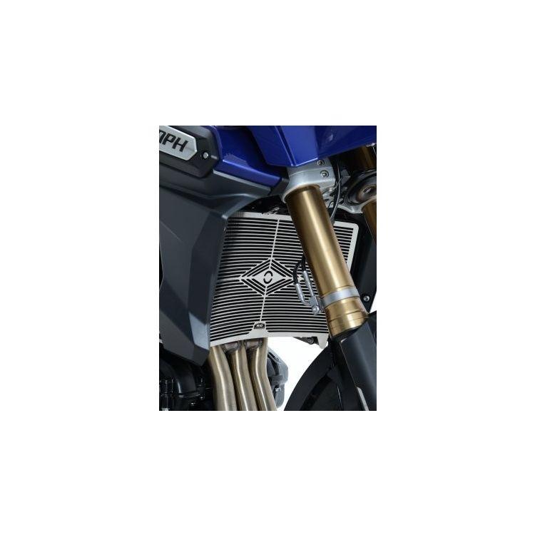 R&G Racing Stainless Steel Radiator Guard Triumph 1200 Explorer / XC 2012-2015