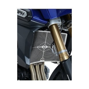R&G Racing Stainless Steel Radiator Guard Triumph 1200 Explorer / XC 2012-2014