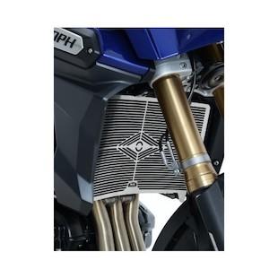 R&G Racing Stainless Steel Radiator Guard Triumph 1200 Explorer / XC 2012-2014