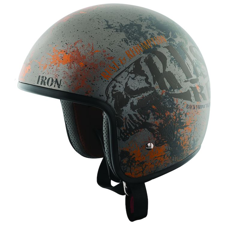 Speed and Strength SS600 Rust and Redemption Helmet