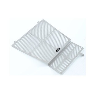 R&G Racing Stainless Steel Radiator / Oil Cooler Guard Aprilia Caponord 1200 2013-2015