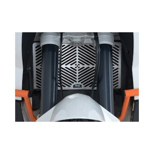 R&G Racing Stainless Steel Radiator Guard KTM 990 Adventure / Baja / R / S