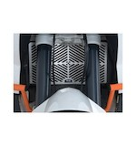 R&G Racing Stainless Steel Radiator Guard KTM 990 Adventure / Baja / R / S