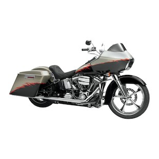 Cycle Visions Road Glide Fairing Mount Kit For Harley Softail 2000-2014