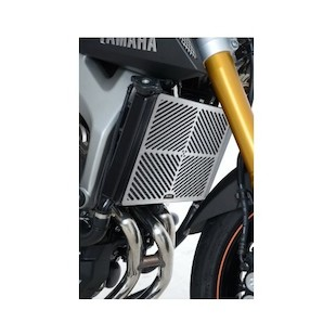 R&G Racing Stainless Steel Radiator Guard Yamaha FZ-09 / FJ-09 / XSR900