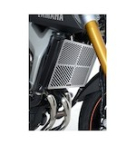 R&G Racing Stainless Steel Radiator Guard Yamaha FZ-09 2014