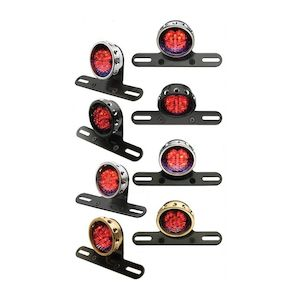 Jammer Retro Drilled LED Tailight
