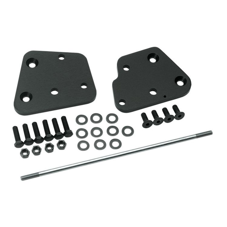 Cycle Visions Forward Control Floorboard Extension Kit For Harley Softail 2000-2017