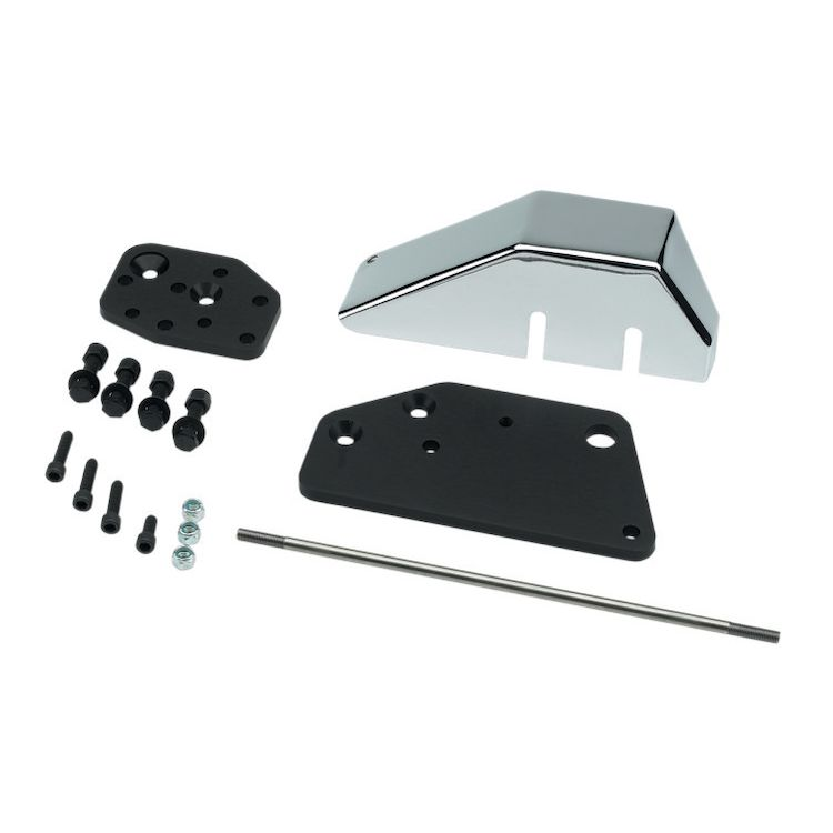 Cycle Visions Forward Control Floorboard Extension Kit For Harley Softail 1986-1999