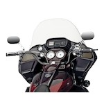 "Cycle Visions Plus 2"" Rise Extended Handlebars For Harley Road Glide 1998-2013"