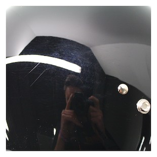 Biltwell Gringo Helmet Black / LG [Blemished]