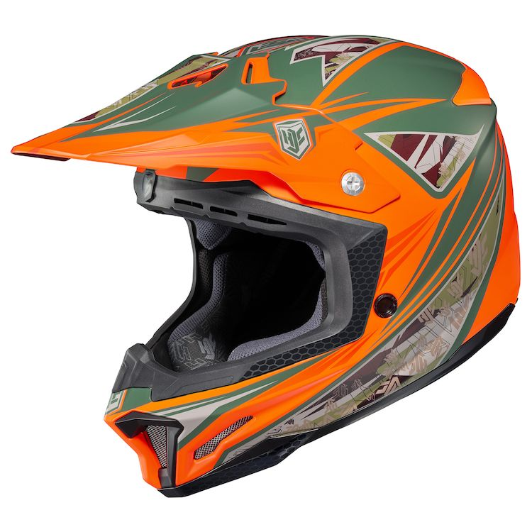 Hi-Viz Orange/Camo