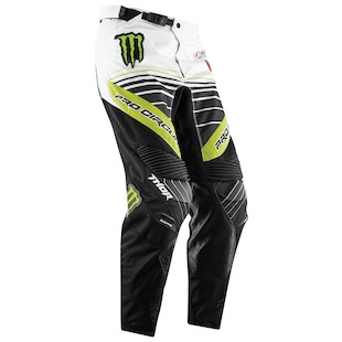 Thor Core Pro Circuit Monster Energy Pants
