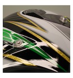 AGV Corsa Racetrack Helmet Green/White/Red / XS [Blemished]
