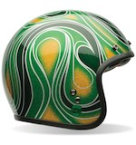 Bell Custom 500 Chemical Candy Mean Green Helmet