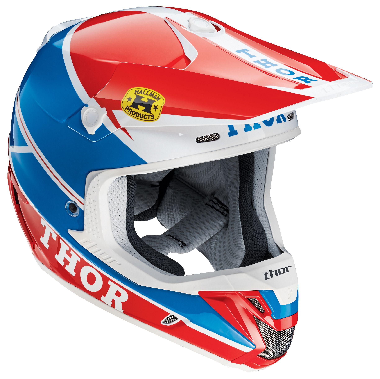 Thor Verge Pro-GP Helmet - RevZilla
