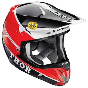 Thor Verge Pro-GP Helmet (Size XS Only)