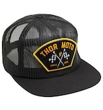 Thor Finishline Snapback Mesh Hat