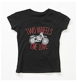 Thor Girl's 2 Wheels T-Shirt