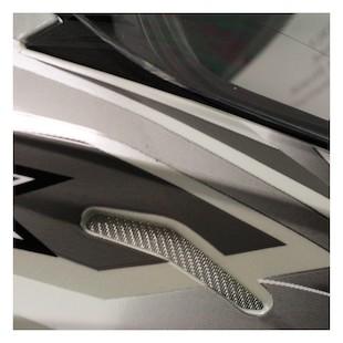AFX FX-39 Dual Sport Strike Helmet Silver / MD [Blemished]