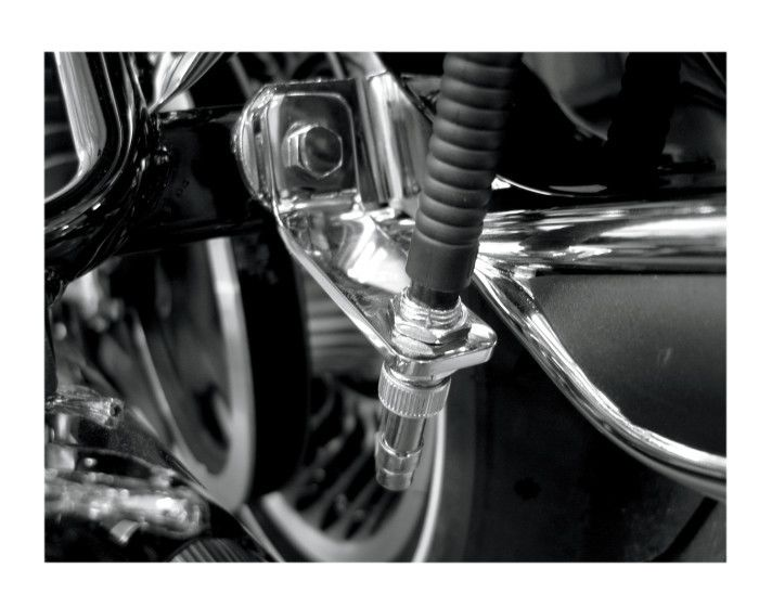 2013 Harley Davidson Street Glide >> Pingel CB Antenna Low Relocation Mount Kit For Harley Electra Glide 2009-2013 - RevZilla