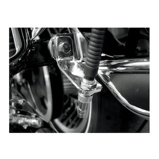 Pingel CB Antenna Low Relocation Mount Kit For Harley Electra Glide