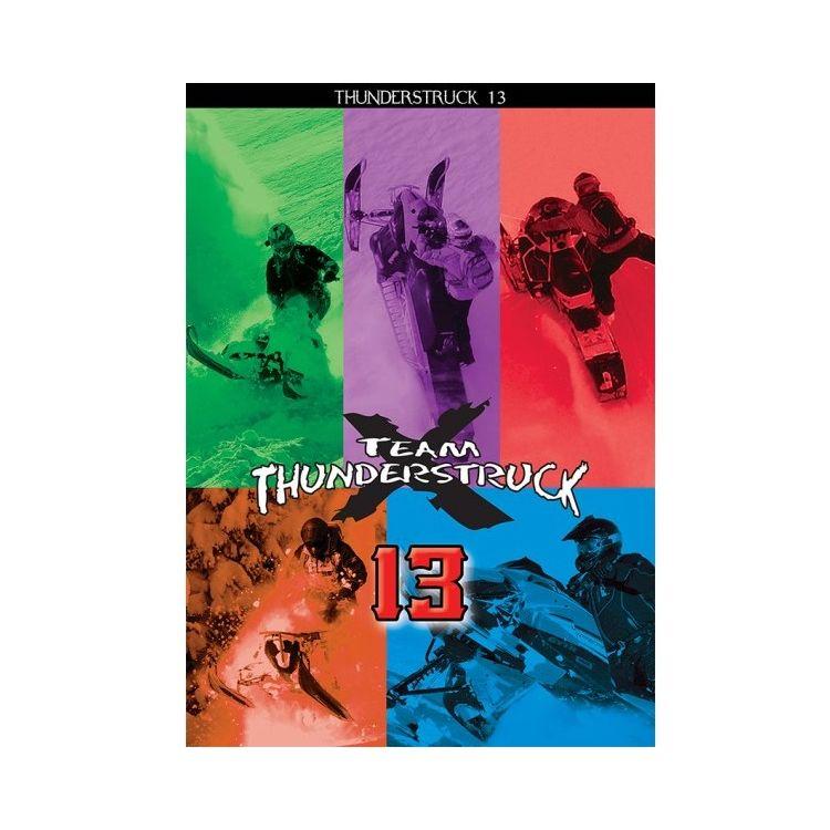 Klim Thunderstruck 13 DVD