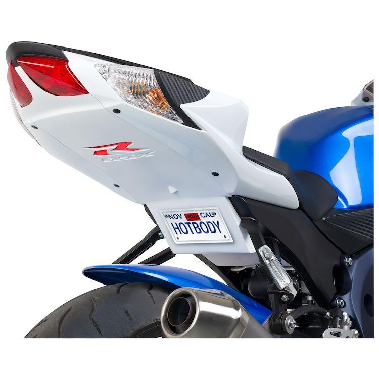 Hotbodies Supersport Undertail Kit Suzuki GSXR 600 / GSXR 750 2011-2014 Pearl Splash White [Previously Installed]