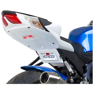 Hotbodies Supersport Undertail Kit Suzuki GSXR 600 / GSXR 750 2011-2014 Pearl Splash White [Previously Installed]