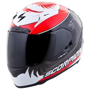 Scorpion EXO-R2000 Masbou Motorcycle Helmet
