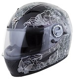 Scorpion Women's EXO-500 Mariposa Helmet