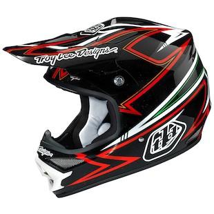 Troy Lee Air Charge Helmet