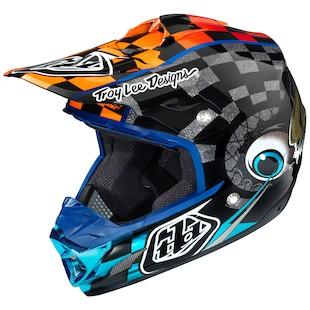 Troy Lee SE3 Baja Helmet