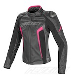 Dainese Women's Racing D1 Perforated Leather Jacket