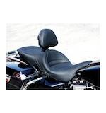 Saddlemen Explorer Seat Harley Road/Electra Glide 1997-2007 With Backrest [Previously Installed]