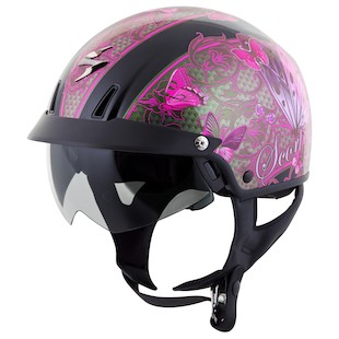 Scorpion EXO-C110 Mariposa Women's Motorcycle Helmet