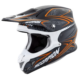 Scorpion VX-R70 Blur Motorcycle Helmet
