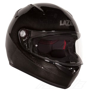 LaZer Kestrel Carbon Light Helmet Black Carbon / LG [Demo]