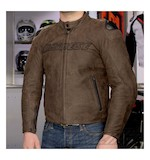 Dainese Street Rider Perforated Leather Jacket