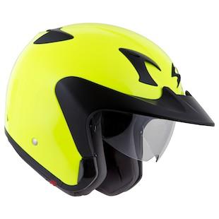 Scorpion EXO-CT220 Hi-Viz Motorcycle Helmet