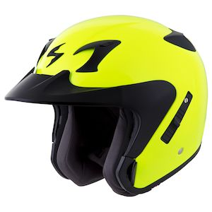 Scorpion EXO-CT220 Hi Viz Helmet