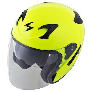 Matte Black, Large 22-0105 Scorpion EXO-CT220 Street Motorcycle Helmet