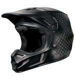 Fox Racing V4 Matte Carbon Helmet