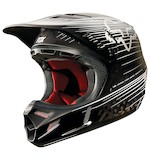 Fox Racing V4 Carbon Reveal Helmet