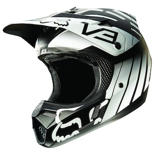 Fox Racing V3 Savant Helmet