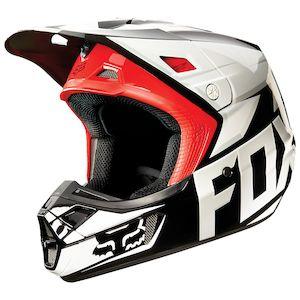 Fox Racing Motocross Helmets Revzilla