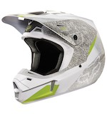 Fox Racing V2 Drezden Helmet (Size XS Only)